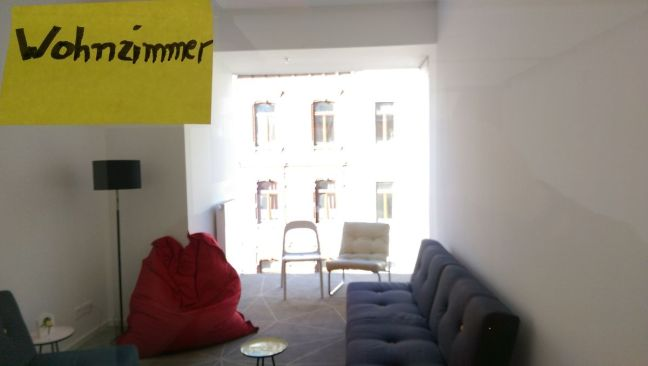 """iKoKo Raum 4 (""""Wohnzimmer"""")"""